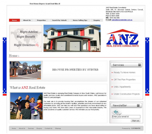 ANZ Realestate Consultant